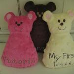 Personalized Teddy Bear Lovie